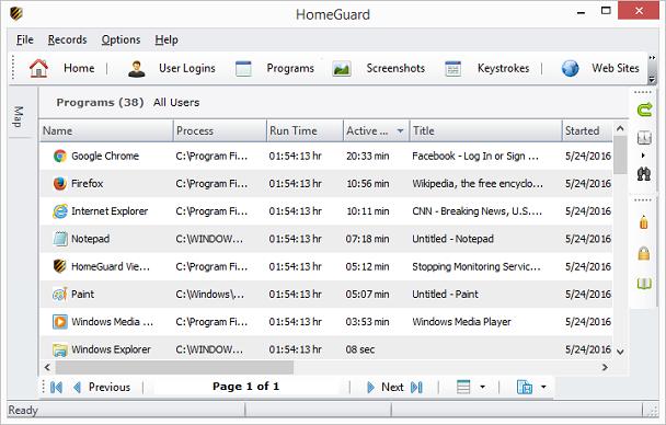 HomeGuard Application Blocker